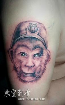 福州纹身图片