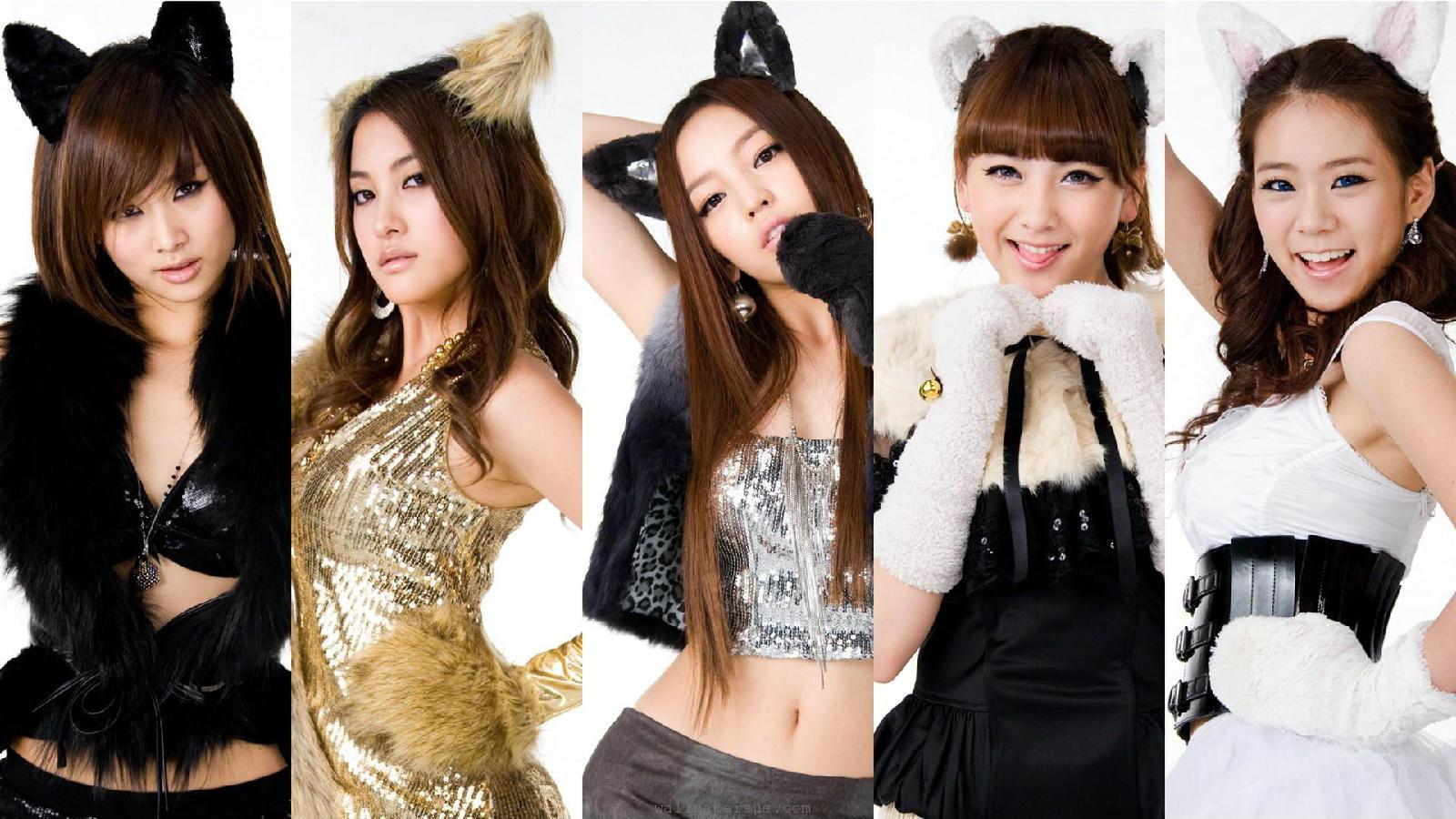 kara 韩国美女组合