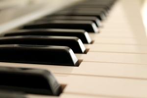 图像时-钢琴键盘(由rubenjob照图片