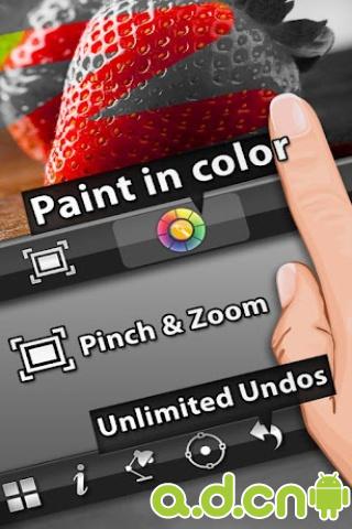 玩免費攝影APP|下載那一抹亮色 app不用錢|硬是要APP