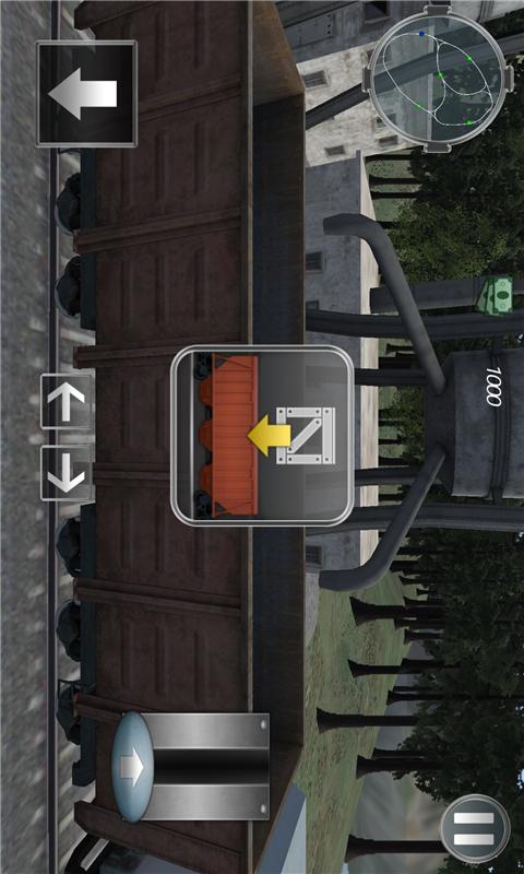 火车模拟器3D-应用截图