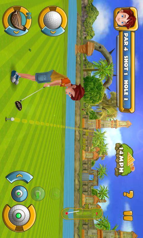 高尔夫锦标赛