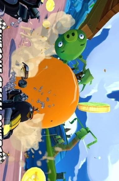 愤怒的小鸟卡丁车 賽車遊戲 App-癮科技App