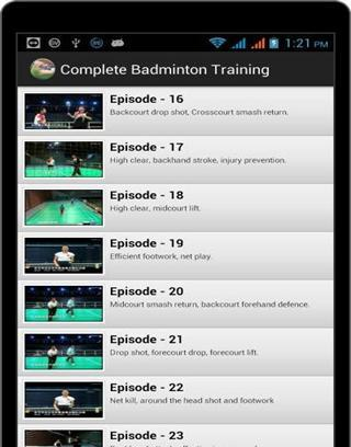 Complete Badminton Training|玩體育競技App免費|玩APPs
