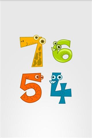 婴儿识数 Numbers for Babies
