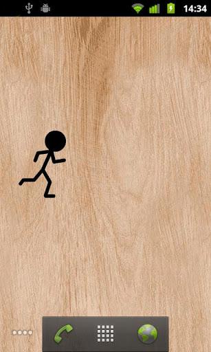 玩個人化App 火柴人【动态壁纸】免費 APP試玩