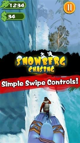 【免費體育競技App】冰山跑酷-APP點子