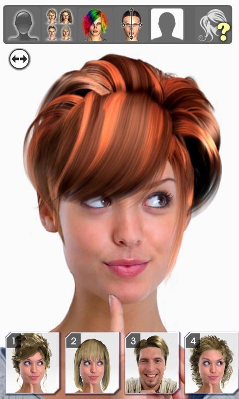 美发魔镜-发型设计|玩遊戲App免費|玩APPs