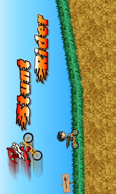 Stunt Rider|玩賽車遊戲App免費|玩APPs