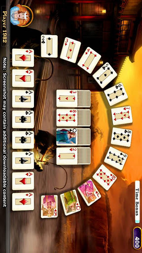 木屋纸牌4 Hardwood Solitaire IV 棋類遊戲 App-癮科技App