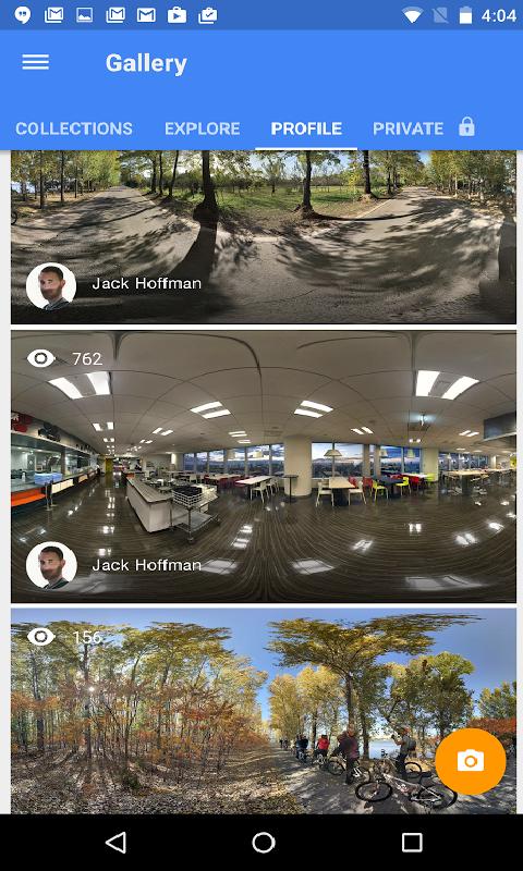 街景-应用截图