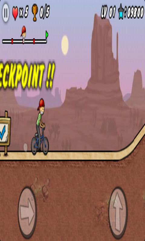 玩免費體育競技APP|下載3D单车男孩2 app不用錢|硬是要APP