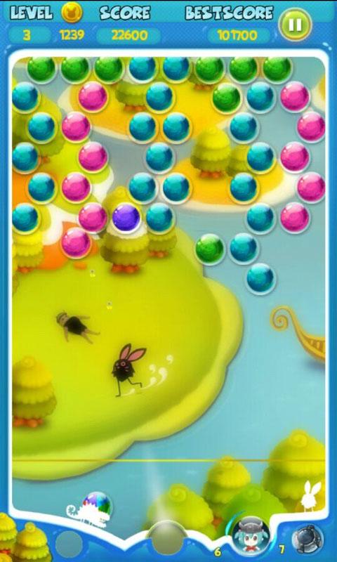 泡泡学园-应用截图