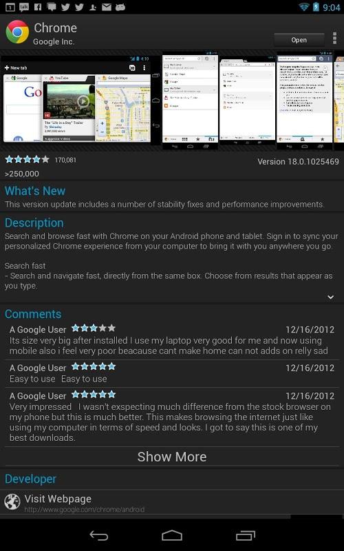 【免費工具App】Google Play API-APP點子