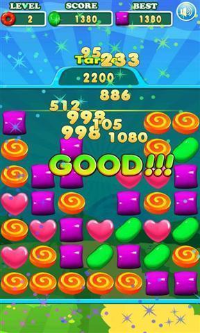 糖果星|玩棋類遊戲App免費|玩APPs