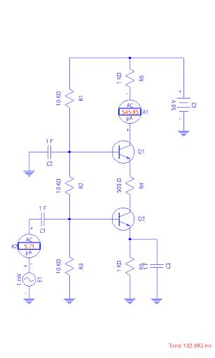 真电路模拟应用截图