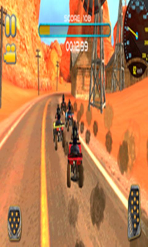 ATV Race 賽車遊戲 App-愛順發玩APP
