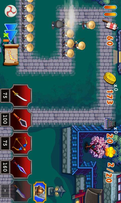 王城守卫 遊戲 App-癮科技App