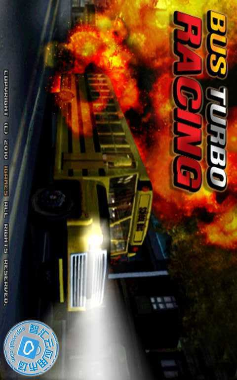 Bus Turbo Racing FREE 賽車遊戲 App-愛順發玩APP