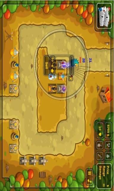 【免費遊戲App】怪物攻城:部落守卫战-APP點子