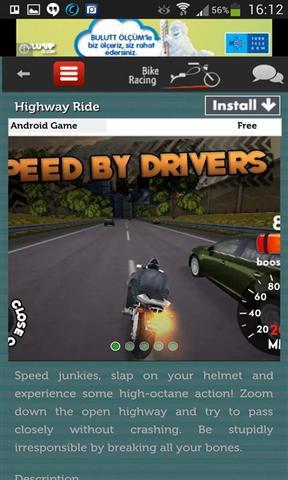 【免費賽車遊戲App】自行车赛车游戏-APP點子