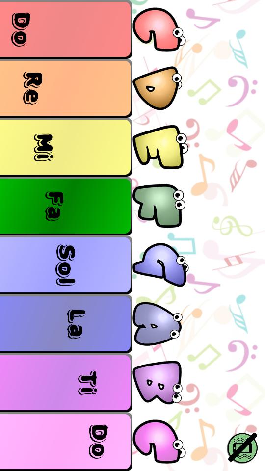 儿童游戏(钢琴)-应用截图