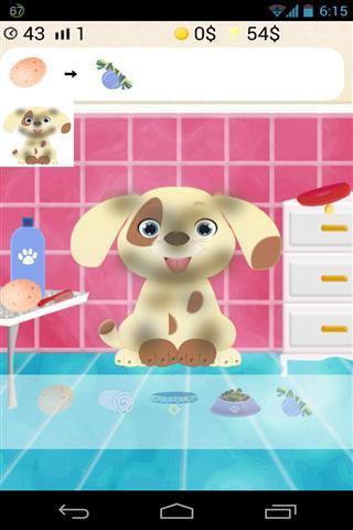 宠物美容店游戏