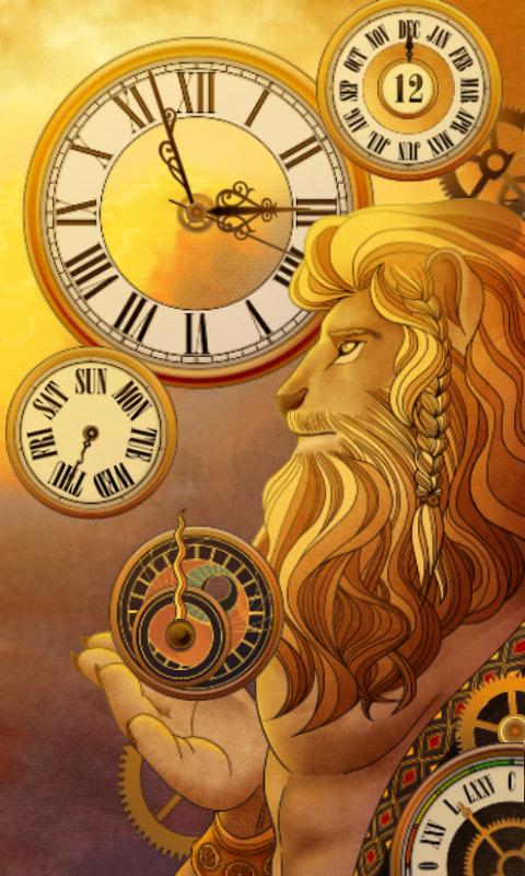 时光守护者-锁屏精灵