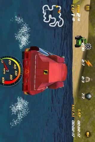 【免費賽車遊戲App】拖拉机竞速-APP點子