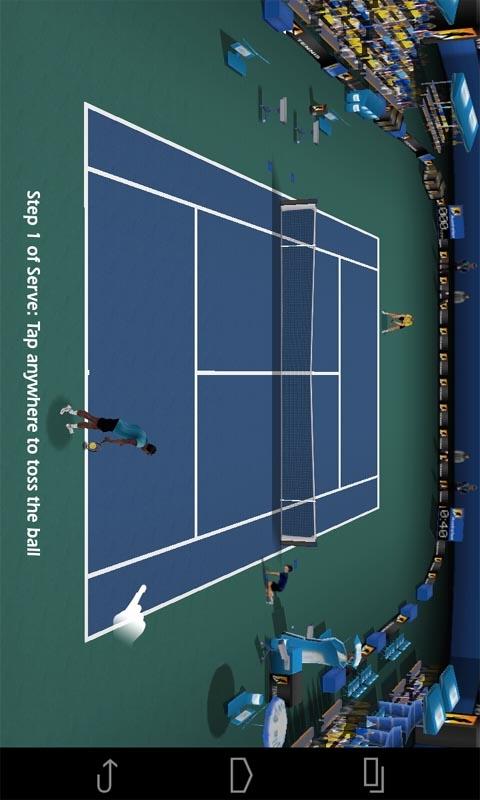 【免費體育競技App】指尖网球-APP點子