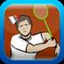 羽毛球赛 體育競技 LOGO-玩APPs