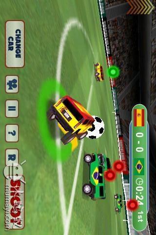 汽车足球 Autoball