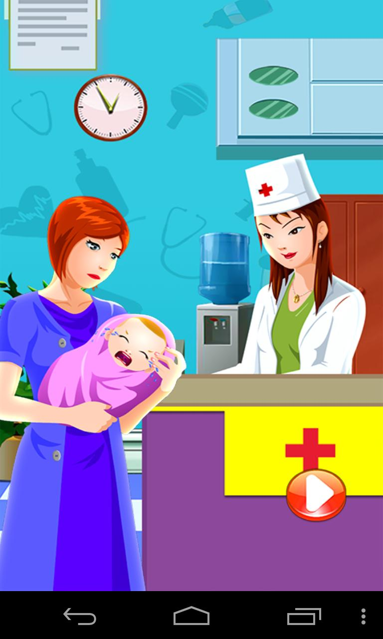 玩免費遊戲APP|下載宝宝医生诊所 app不用錢|硬是要APP