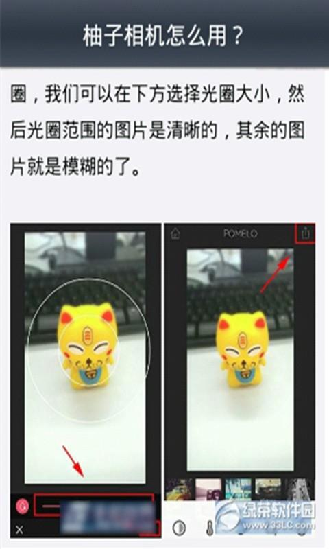 【免費生活App】柚子相机使用技巧大全-APP點子