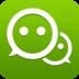 爱微信 社交 App LOGO-硬是要APP