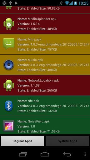 【免費工具App】系统程序卸载器-APP點子
