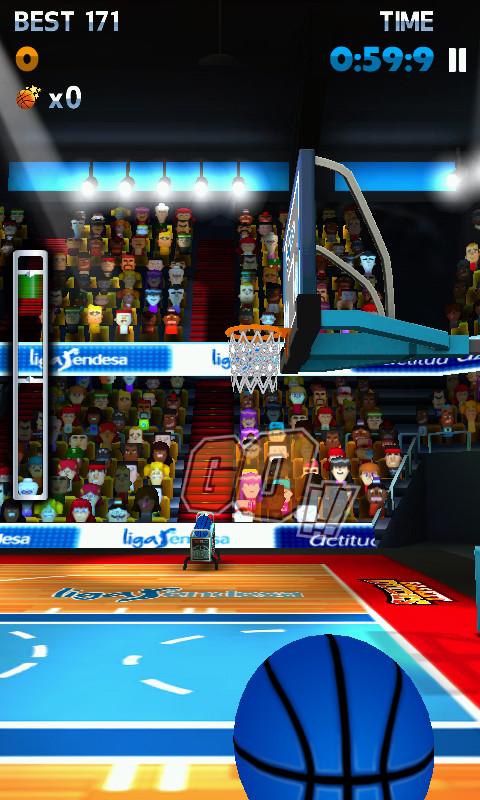 【免費體育競技App】NBA投篮大赛-APP點子