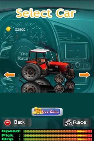 【免費賽車遊戲App】赛车游戏 The Racer HD-APP點子
