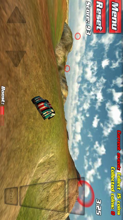 疯狂驾驶3D-应用截图