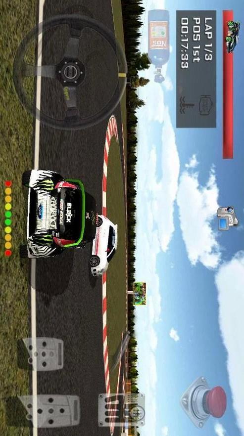 赛车模拟-应用截图