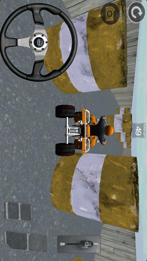 3D极限ATV越野赛
