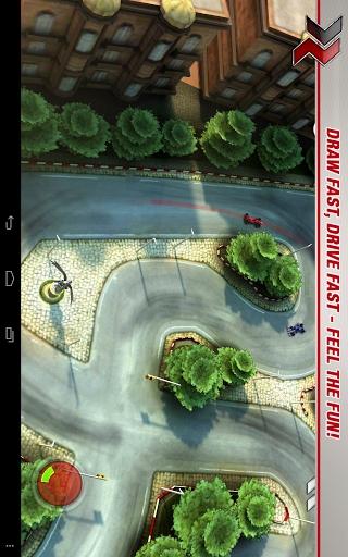 【免費體育競技App】指尖赛车2-APP點子