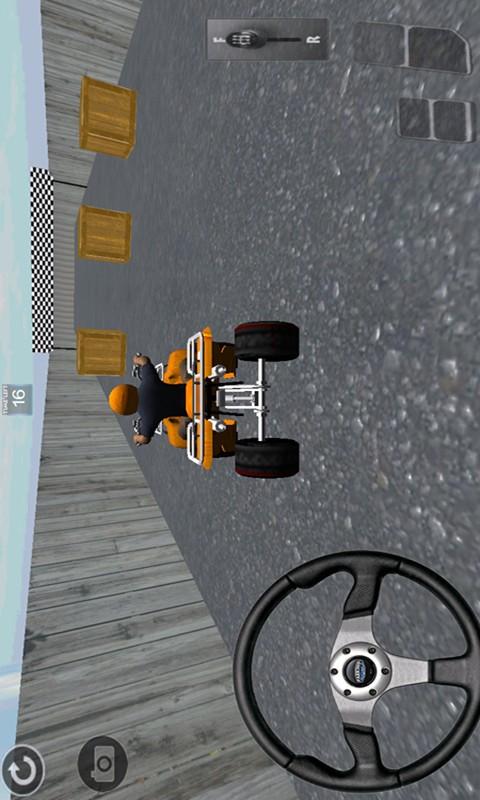玩賽車遊戲App|四驱车障碍赛免費|APP試玩