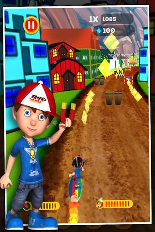跑酷男孩|玩體育競技App免費|玩APPs