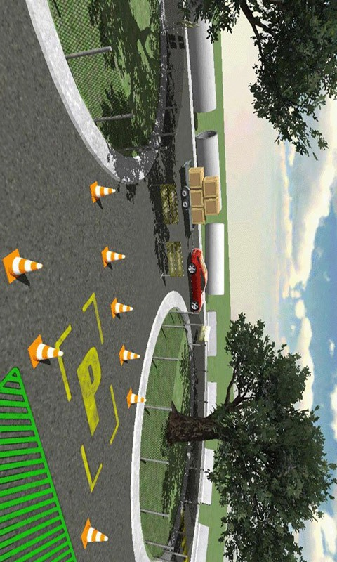 3D Car with Trailer Parking - Android Apps on Google Play