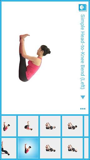 初级减脂瑜伽