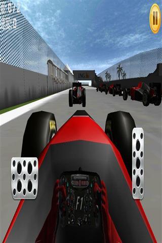 驾驶赛车3D