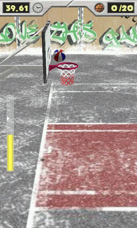 3D投篮高手