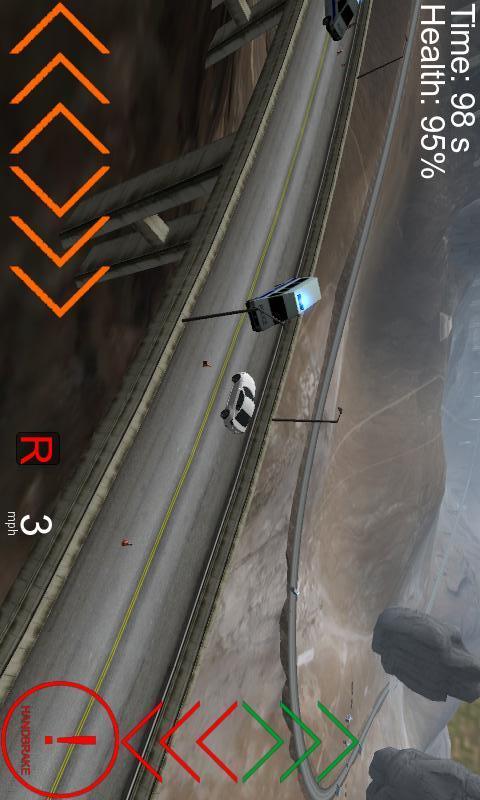 逃亡司机-应用截图