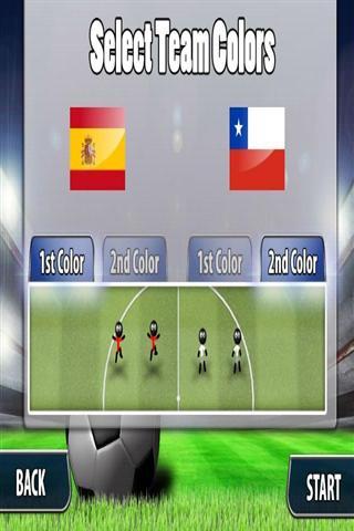 【免費體育競技App】火柴人踢足球-APP點子